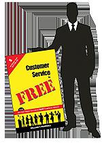 Customer Service Is Free